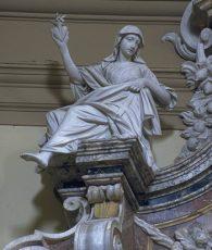 chiesa-del-suffraggio-di-rimini---statua