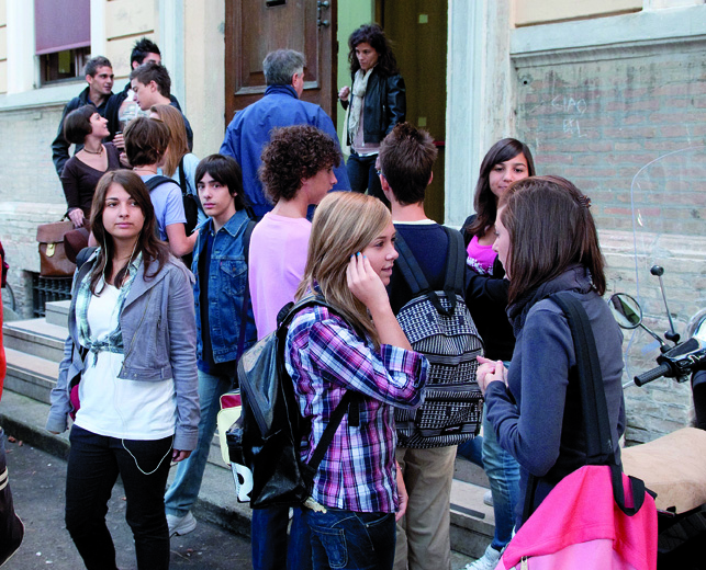 Studenti Rimini