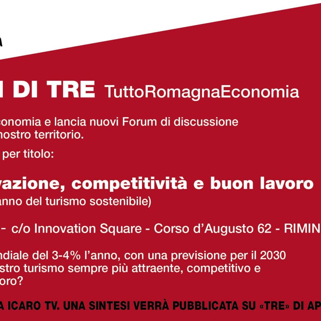 Forum Turismo TRE