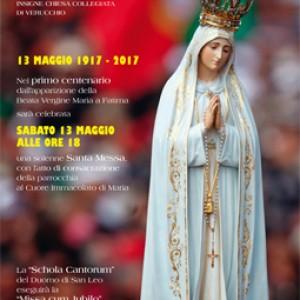 13 maggio madonna