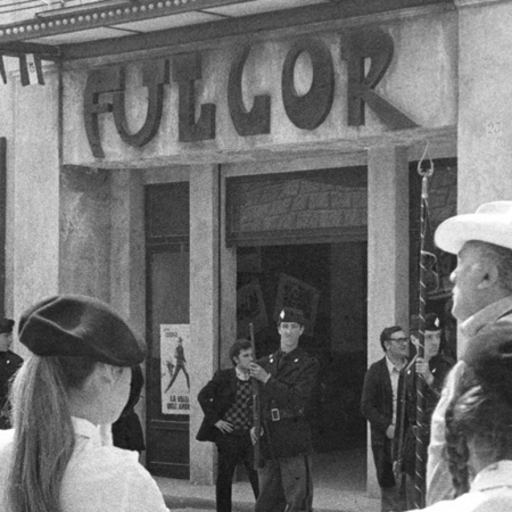 Fellini cinema fulgor rimini