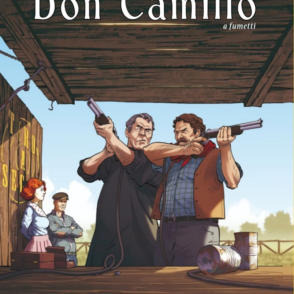 Don Camillo fanciulla
