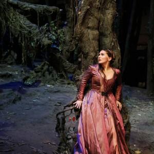 Il soprano Salome Jicia, Dorliska