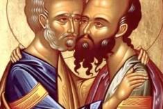 Pietro e Paolo: diversi ma uniti