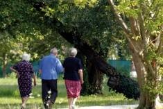 Senior, turisti senza età