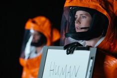 CINECITTA' – Arrival, comunicazione da fantascienza