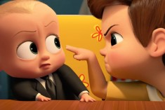 Cinecittà – Paure reali e amore non frazionabile, Baby