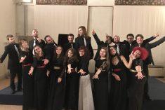 Cantare in coro… un piacere da giovani