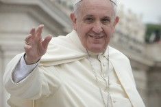 Il saluto del Santo Padre al #meeting16