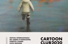 La poesia a spray di Eron è il manifesto di Cartoon Club