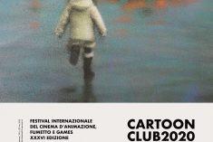 La poesia a spray di Eron è il manifesto di Cartoon Club