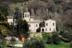 """Casa di accoglienza """"S. Amato Ronconi"""" –  Laureto di Mondaino"""