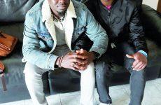 Una casa per Sunday, Mohammed  e Cheick