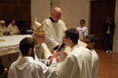 Nuovi diaconi per la chiesa di Rimini