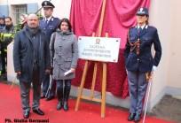 Caserma di Novafeltria per il Sovrintendente Mauro Giovannini
