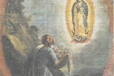 La Vergine di Guadalupe