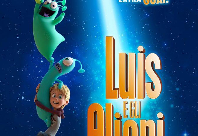 Luis e gli alieni, insieme contro i bulli