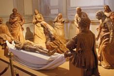 Settima opera: seppellire i morti