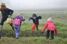 Outdoor education: la scuola in natura
