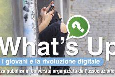 WHAT'S UP?I giovani e la rivoluzione digitale