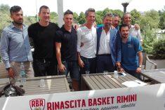 RBR, uno staff alla riminese per riportare passione al basket
