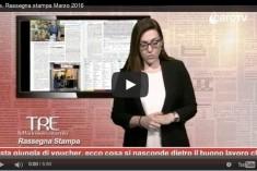 Rassegna Stampa Tre – marzo 2016