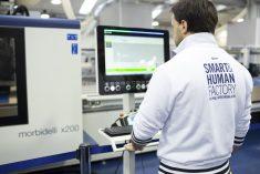 SCM: la nuova fabbrica umana intelligente