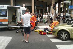 Incidenti stradali: è allarme pedoni