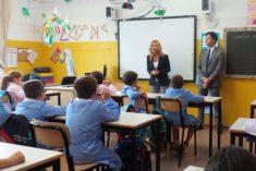 Scuola in presenza, presenza della scuola. Il sindaco: a settembre in classe