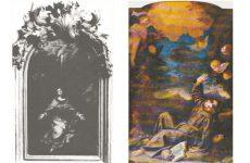 """Eufemia di Rimini, dipinto """"deportato"""""""