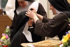 Il grazie di Laura, sorella di santa Chiara