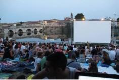 """La Vela Illuminata dal 12 al 15 agosto si ferma al Ponte di Tiberio per """"Tiberio Cinepicnic"""""""