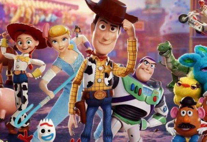 Toy Story cala il poker ed emoziona