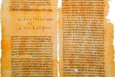 Perché il Vangelo di Tommaso non fa parte dei Vangeli canonici?