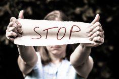 Lascia un segno. Per dire no alla violenza contro le donne
