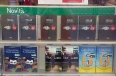 Stefano Rossini, presenta POdissea alla libreria Feltrinelli di Rimini
