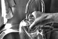 L'acqua allontana la crisi