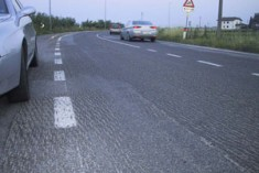 Dove vai se l'asfalto…