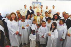Come la prima comunità cristiana