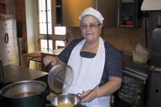 La signora della pasta fatta a mano
