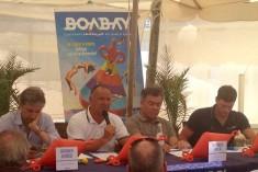Rimini, ecco BoaBay, il parco acquatico galleggiante