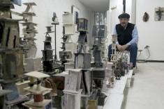 Il ceramista Giò Urbinati e le sue nozze… d'argilla