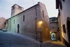 Chiesa di Morciano – Là, dove c'erano sedici parrocchie