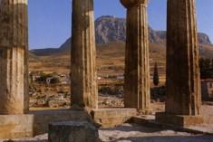 A Corinto l'inizio delle lettere