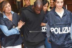 Aumentano gli arresti e calano i furti con strappo