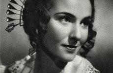 Dina Sassoli: la prima Lucia Mondella