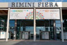Ecomondo, inaugurazione il 7 novembre con il ministro Galletti
