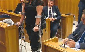 Esoscheletro - tornare a camminare si può