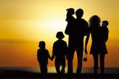 Famiglia numerosa e… quel tesoro nascosto