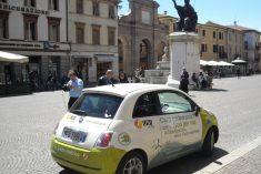 Rimini è più elettrica grazie alle auto